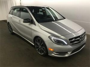 2013 Mercedes B250 TOIT PANORAMIQUE CUIR MAGS 18 Sports Tourer