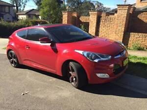 2012 Hyundai Veloster Coupe Greystanes Parramatta Area Preview