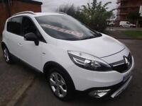 64 RENAULT SCENIC XMOD DYNAMIQUE TOMTOM BOSE DIESEL AUTO *LEATHER*SATNAV*