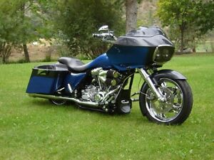 Immaculate 2007 Harley Davidson Road Glide