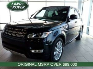 2015 Land Rover Range Rover Sport Supercharged - Certified Pre-O