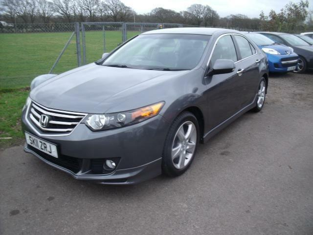 HONDA ACCORD I-DTEC ES GT- FSH, Silver, Manual, Diesel, 2011