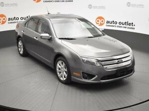 2012 Ford Fusion SEL All-wheel Drive