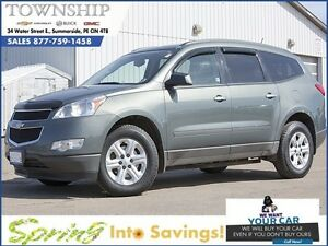 2011 Chevrolet Traverse LS - $10/Day! - 3.6 L V6 - AWD