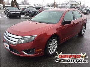 Ford Fusion SEL Cuir A/C MAGS 2010