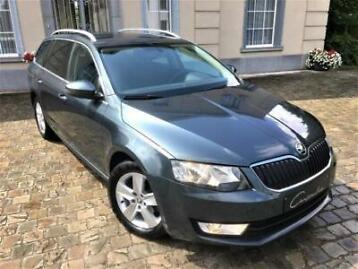 SKODA Octavia 1.6 CR TDi Ambition Navi, Chrome, Alu, ...