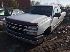 2006 Chev Silverado Pickup just in for parts at Pic N Save!