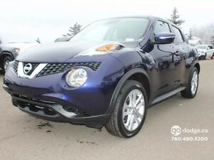 2015 Nissan Juke SV/ AWD/ 1.6L TURBO/ ONE OWNER/ CLEAN CARPROOF