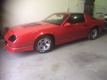 1986 Chevrolet Camaro Z28 350 five speed manual right hand drive Burleigh Waters Gold Coast South Preview