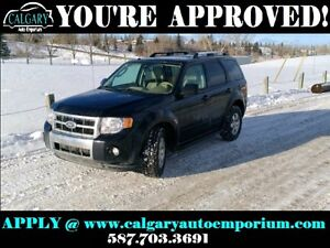 2010 Ford Escape Limited 4dr 4x4