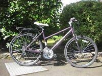 Victoria Pendleton Brooke 18 inch ladies bicycle Like new