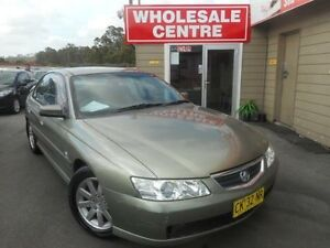 2002 Holden Berlina VY Champagne 4 Speed Automatic Sedan Edgeworth Lake Macquarie Area Preview