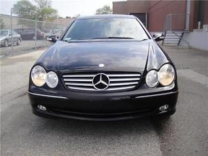 2005 MERCEDES BENZ CLK 320,MINT CONDITION,MUST SEE,COUPE