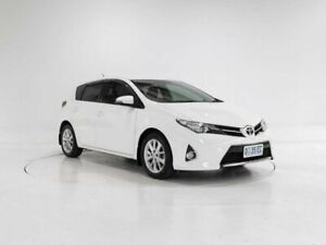 2013 Toyota Corolla ZRE182R Ascent Sport White 6 Speed Manual Hatchback Cooee Burnie Area Preview