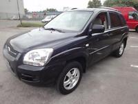 LHD 2008 Kia Sportage 2.0 Petrol 5 Door SPANISH REGISTERED