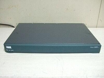 Cisco 2600 Series 2610 Ethernet Router WITH 2 MODULE BRI 4B-U & BRI U