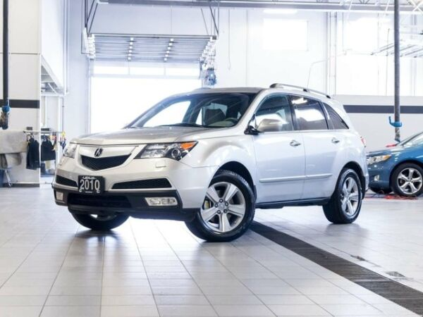 2010 Acura MDX AWD Technology with Rear DVD