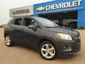 2015 Chevrolet Trax LTZ (Heated Seats, Sunroof, Remote Start)