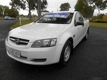 2009 Holden Commodore VE MY10 Omega White 4 Speed Automatic Utility Nailsworth Prospect Area Preview