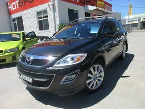 2010 Mazda CX-9 TB10A3 MY10 Luxury Black Auto Sports Mode Wagon North Parramatta Parramatta Area Preview