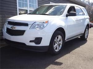 2014 Chevrolet Equinox LS, AWD, ONLY 120KM