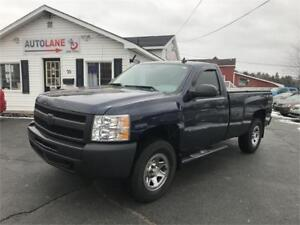2011 Chevrolet Silverado 1500 Straight Cab 4X4 SHARP TRUCK