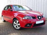 Seat Ibiza 1.2 Reference Sport ....Low Low Miles and a Fabulous Service History, Ideal First Car