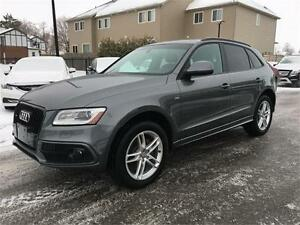 2015 Audi Q5 2.0T Technik | NAV | PANORAMIC |S LINE |