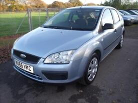 FORD FOCUS LX 16V Blue Auto Petrol, 2006