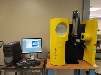 Brown Sharpe Profile 50 Non-contact Roundness Measurement System
