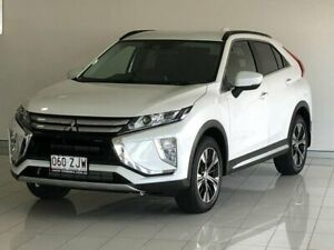 2019 Mitsubishi Eclipse Cross YA MY19 LS 2WD White 8 Speed Constant Variable Wagon Ashmore Gold Coast City Preview