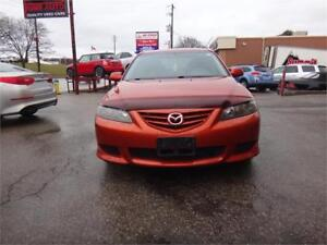 2004 Mazda Mazda6 BEING SOLD AS IS NO SAFETY