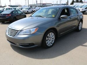 2012 Chrysler 200 LX, 4 DOOR, AUTOMATIC, ACCIDENT FREE, ONE OWNE