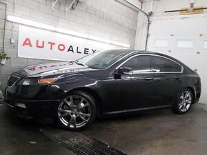 2013 Acura TL ELITE PKG. SH-AWD NAVIGATION CUIR TOIT CAMERA