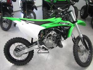 Coopers Motorsports is clearing out all 2017 KX bikes. Save $$$