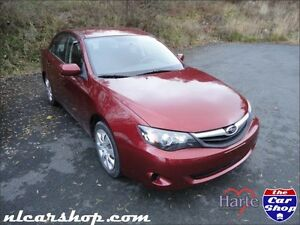 2011 Subaru Impreza 2.5i 5spd AWD with WARRANTY - nlcarshop.com