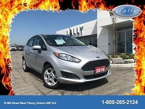 2016 Ford Fiesta SE, Priced to Sell, Only 21, 204 km's!!!