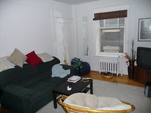 Renovated 41/2 at Westmount Park for June or July