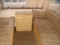 perle custom avondale 2 birth caravan