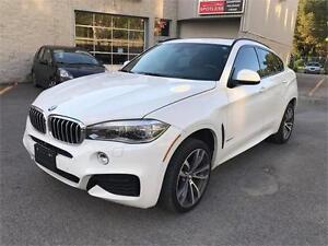 2015 BMW X6 xDrive50i  M  (GARANTIE 1 ANS INCLUS)