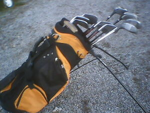 Right Golf Clubs
