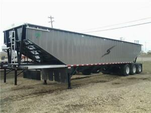 NEW EMERALD 45' 2 & 3-HOPPER GRAIN TRAILERS