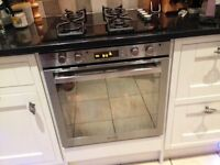 Hotpoint Open Space Electric Oven