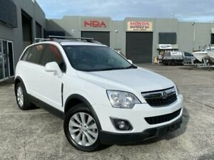 2015 Holden Captiva CG MY15 5 LT (AWD) White 6 Speed Automatic Wagon Burleigh Heads Gold Coast South Preview