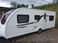 2015 Swift Challeger Sport 586, 6 berth