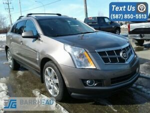 2011 Cadillac SRX Premium Collection AWD Nav Roof DVD Leather/He