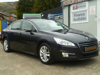 2013 PEUGEOT 508 2.0 ACTIVE HDI { FSH } # FINANCE AVAILABLE ZERO DEPOSIT