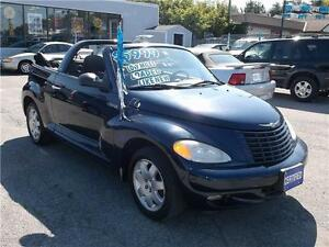2005 CHRYSLER PT CRUISER TOURING ** CONVERTIBLE ** LOW KMS