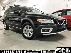 2009 Volvo XC70 4x4/MAGS/CUIRE/BLTTH/TOIT/COMME NEUF