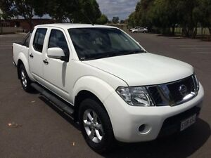 2012 Nissan Navara D40 MY12 ST (4x4) 5 Speed Automatic Dual Cab Pick-up Clarence Gardens Mitcham Area Preview